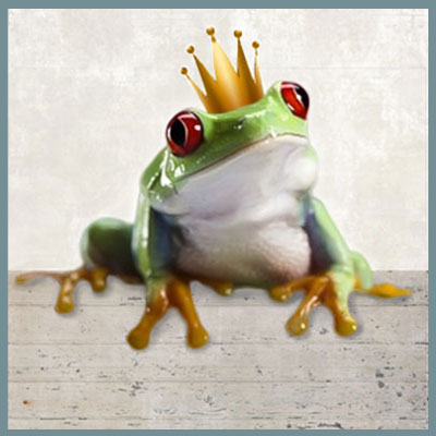 The Big Leap (Frog)